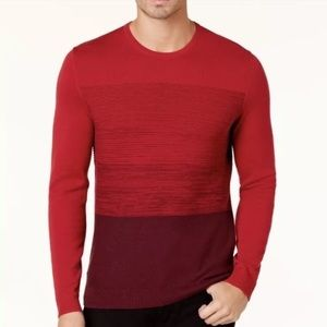 Alfani Men's Colorblocked Sweater